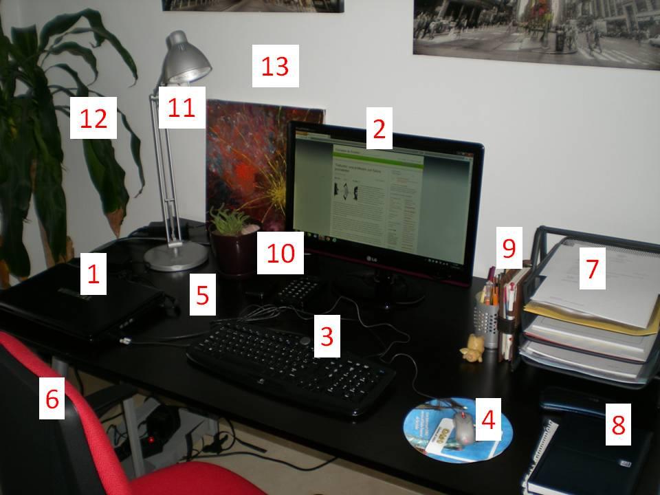Organizaci n de tu propio trabajo o sea de la secretaria for Elementos para decorar una oficina